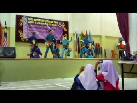 Kumpulan Sutra Pawana 2012: Zapin Budi