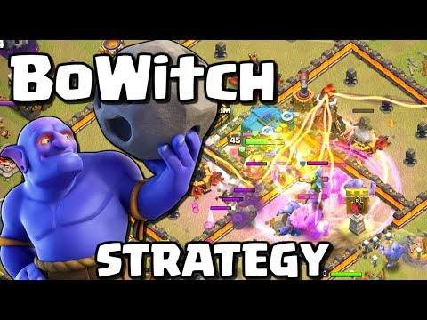 BOWITCH! Does it still work? | TH12 Attack Strategy | Clash of Clans