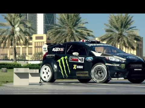 Car Racing in Dubai