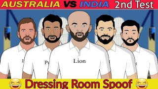 Australia vs India 2nd Test 2018