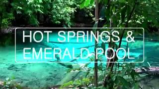 Hot Springs & Emerald Pool, Krabi