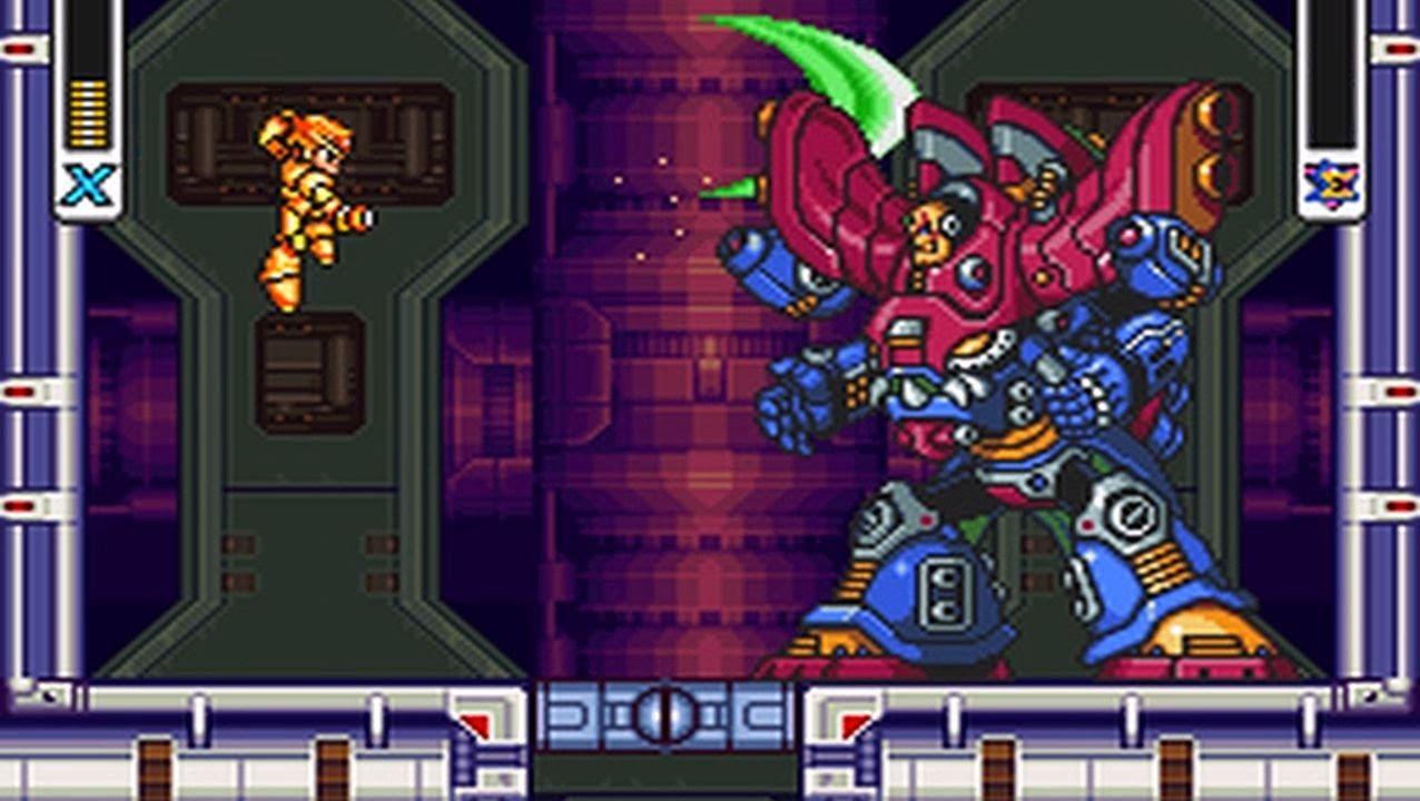 [Análise Retro Game] - Mega Man X3 - SNES/Saturn/Playstation Maxresdefault