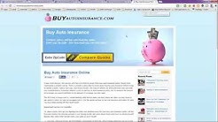 Auto Insurance Online Purchase   Instant Quotes