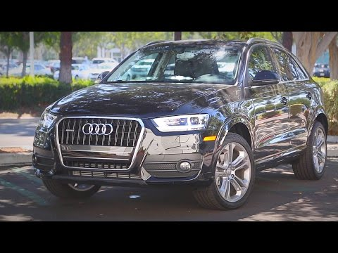 2015 Audi Q3 - Review and Road Test