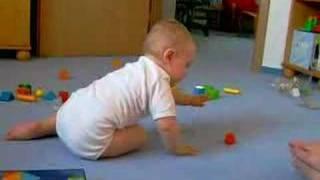 Elias mit 12 Monaten