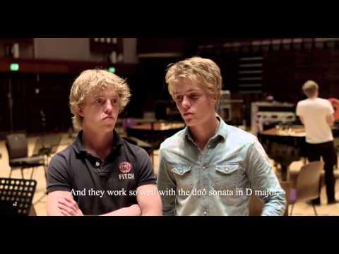 Lucas & Arthur Jussen - Mozart - Neville Marriner / ASMIF