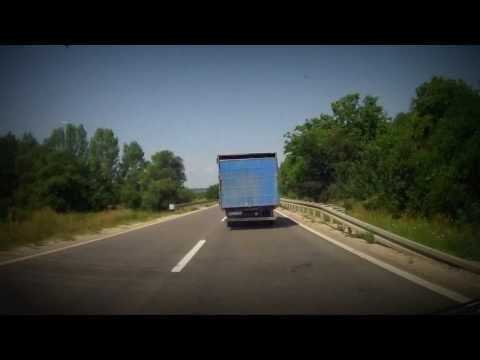 Serbia Time Lapse - Bor Paraćin in two minutes (HD 1080)