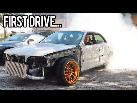 Rebuilding a Wrecked JZX100 Chaser Pt. 3