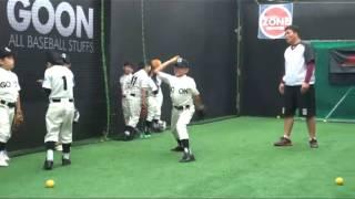 goon baseball 유소년 레슨 20120612.mp4