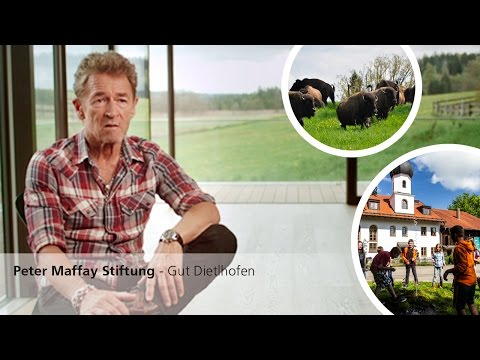 Peter Maffay Stiftung: Kurzfilm 2016 (DE) • Gut Dietlhofen