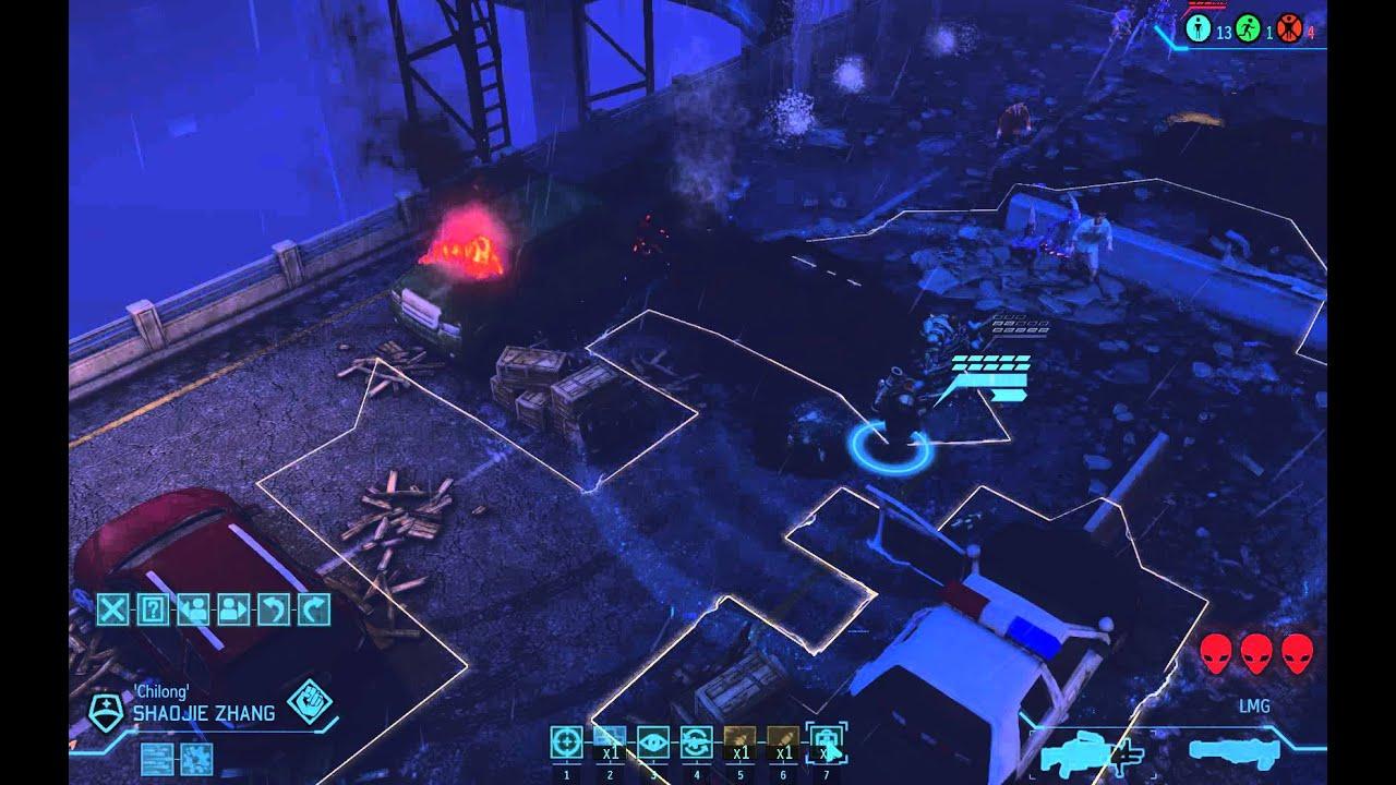 Xcom Ew Bug Kills By Cars Exploded Via Kinetic Strike Crysalid