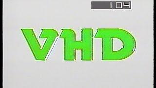 VHD Opening Logo