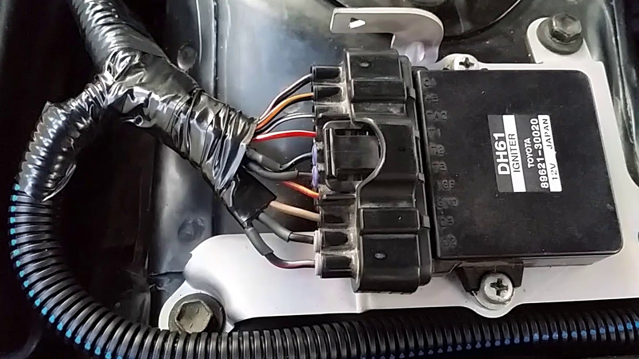 maxresdefault Ignition Coil And Distributor Wiring Diagram on