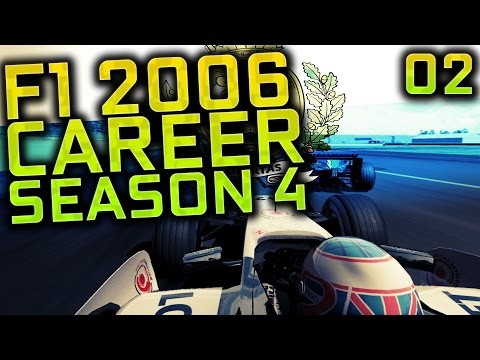F1 2006 Career Mode S4 Part 2: WORST DECISION OF MY LIFE
