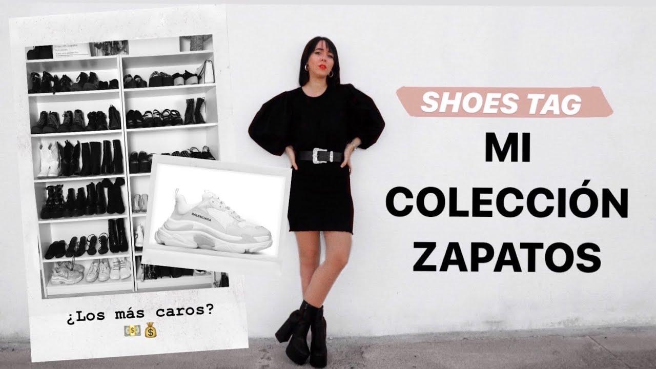 intencional celebracion polvo  TAG: MI COLECCIÓN DE ZAPATOS / PLATAFORMAS - BALENCIAGA TRIPLE S - ZARA  #MYSHOESCOLLECTION - YouTube