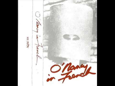 O'Nancy In French - Untitled A