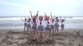 dance cover kimi no kokoro wa kagayaiteru kai aqours love live sunshine