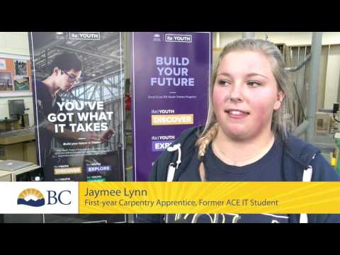 Youth trades training programs offer more options for BC students