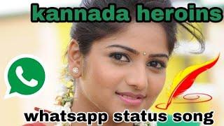 Whatsapp status song nannase mallige song in kannada