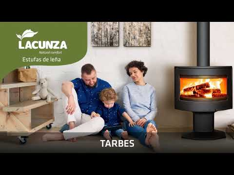 LACUNZA - Cocinas, Estufas Y Chimeneas De Leña