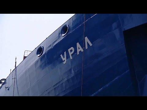 شاهد: روسيا تدشن كاسحة جليد جديدة تعمل بالطاقة النووية  - نشر قبل 5 ساعة