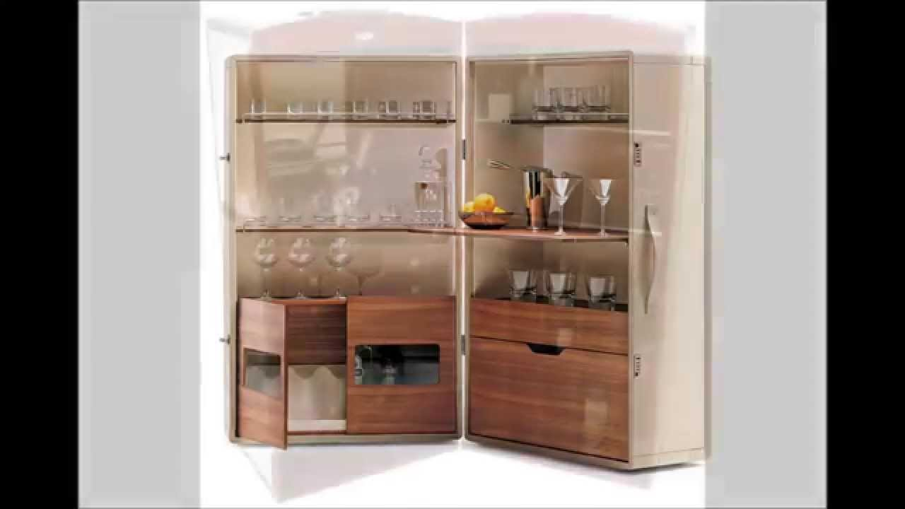 Catalogo de muebles para bar 3 youtube for Muebles para balcon modernos