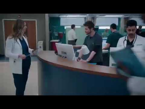 Download Nic and Conrad talking scene - The Resident season 4 episode 10