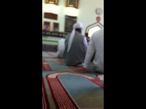 Darul Uloom Leicester student Yusuf Malik