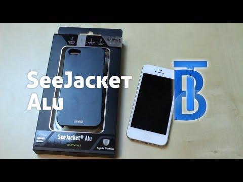 Review: Artwizz SeeJacket Alu fürs iPhone 5