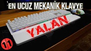 [YALAN] TİGOES K2 | Türkiye' nin En Ucuz Mekanik Klavyesi | n11 #7