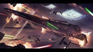 клип-Звездные войны (наше падение)