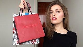 видео Косметика Shiseido/Шисейдо, отзывы о косметике Shiseido/Шисейдо