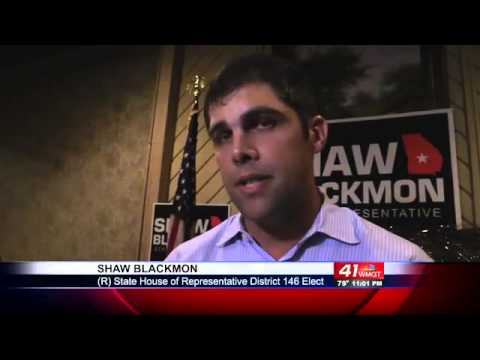 Shaw Blackmon won House District 146 seat in special electio