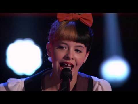 Melanie Martinez - Toxic (The Voice)