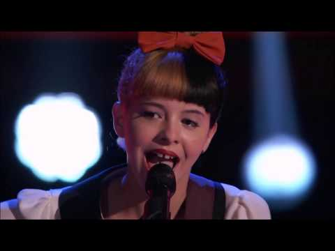 Melanie Martinez - Toxic (The Voice)