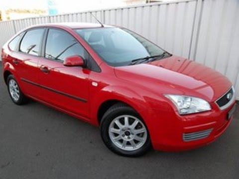 for sale 2005 ford focus ls cl red 5 speed manual. Black Bedroom Furniture Sets. Home Design Ideas