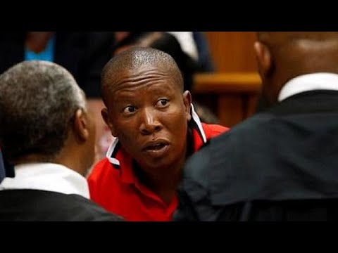 S.Africa: Malema campaigns in Johannesburg