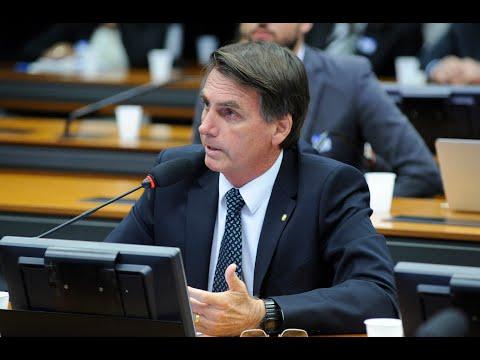 Jair Bolsonaro é anunciado como candidato do PSL à Presidência da República| SBT Notícias (23/07/18)