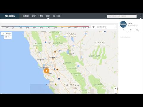 WeatherLink.com Full Overview For EnviroMonitor