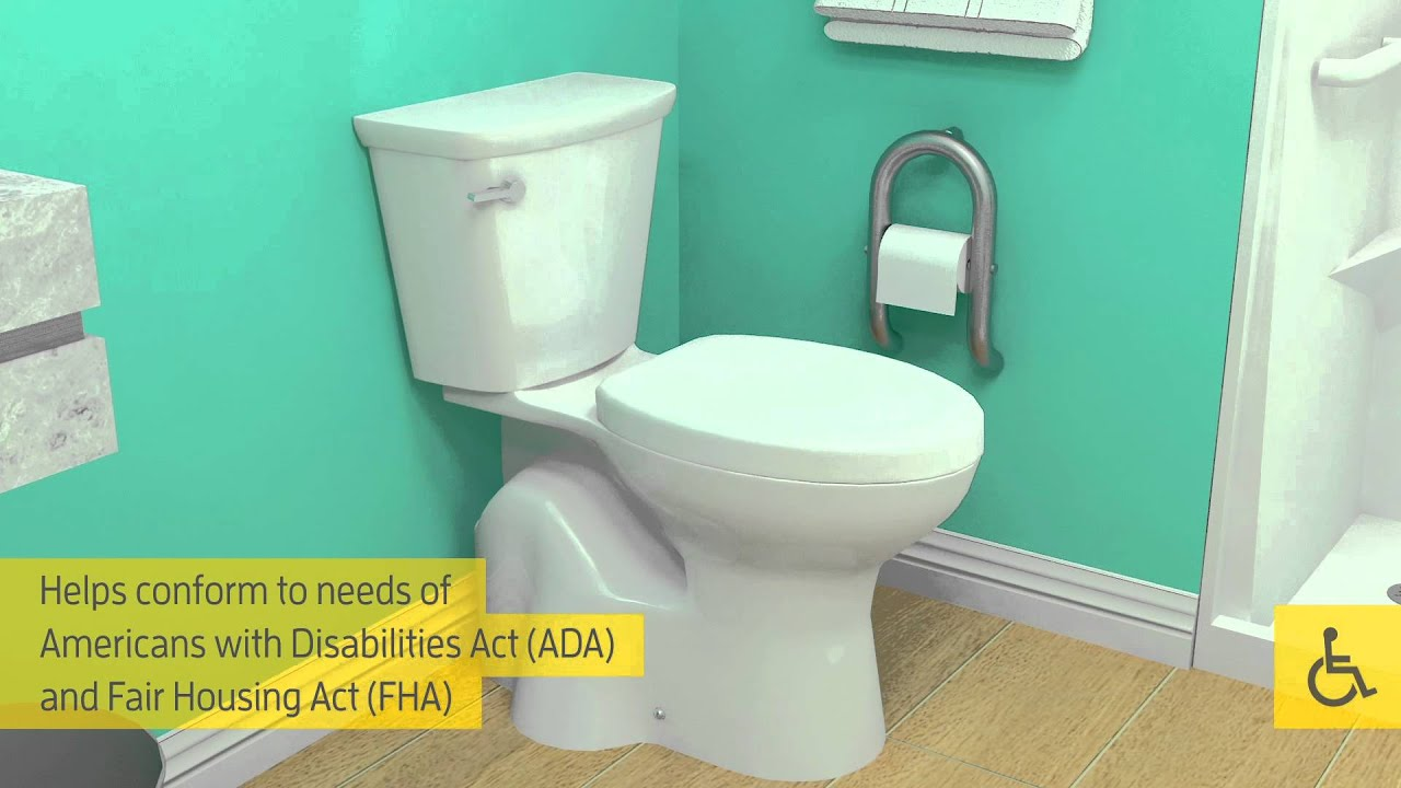 American Standard AccessPRO Toilet