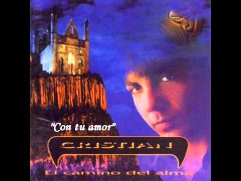Cristian Castro - Con tu amor