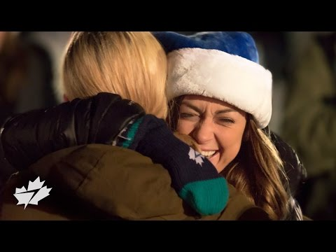 WestJet Christmas Miracle: Fort McMurray Strong