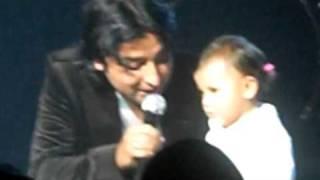 Alex Campos Con Su Hija Te Estoy Esperando