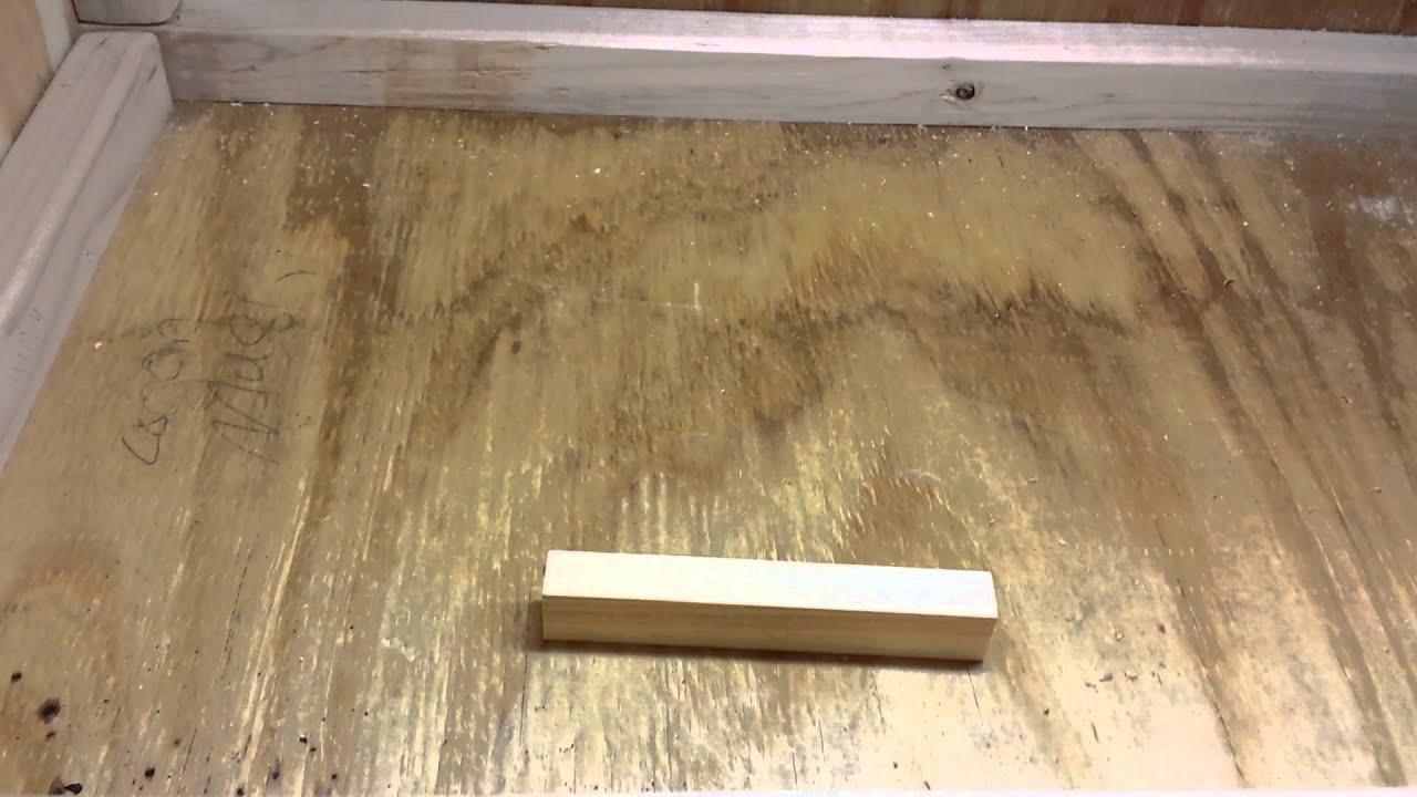Diy Custom Reptile Enclosure Sliding Door Tracks E Youtube
