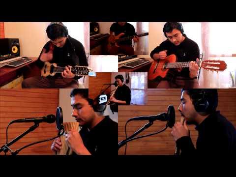 La Partida - Victor Jara (Cover Esteban)