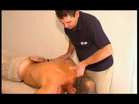How to perform a sports massage - eta Instruction video