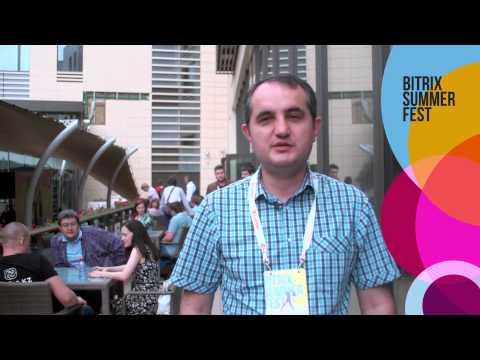 Летняя партнерская конференция 1С-Битрикс 2015 - Bitrix Summer Fest