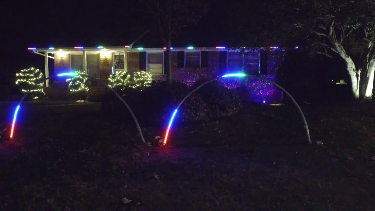 Gemmy Christmas Lights.2017 Christmas Lights Gemmy Flextech