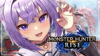 【MONSTER HUNTER RISE】まったり深夜の狩り~~!【猫又おかゆ/ホロライブ】