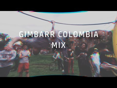 Gimbarr Columbia mix 2018